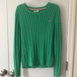 Lilly Pulitzer Sweaters - Lilly Pulitzer Cable Sweater
